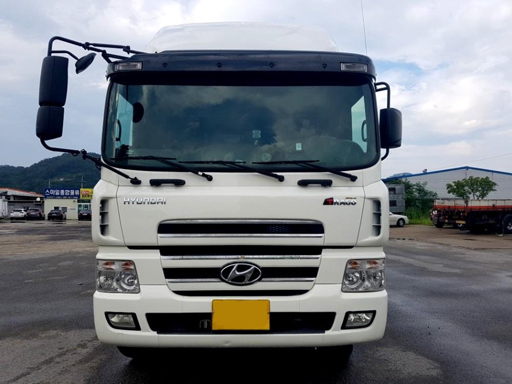 현대11.5톤 트라고10m30후축윙바디